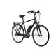 Ortler Bergen Acera E-Trekking Bike 8-speed black
